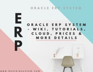 Oracle ERP System