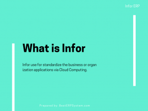 What is Infor