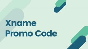 Xname Promo Code